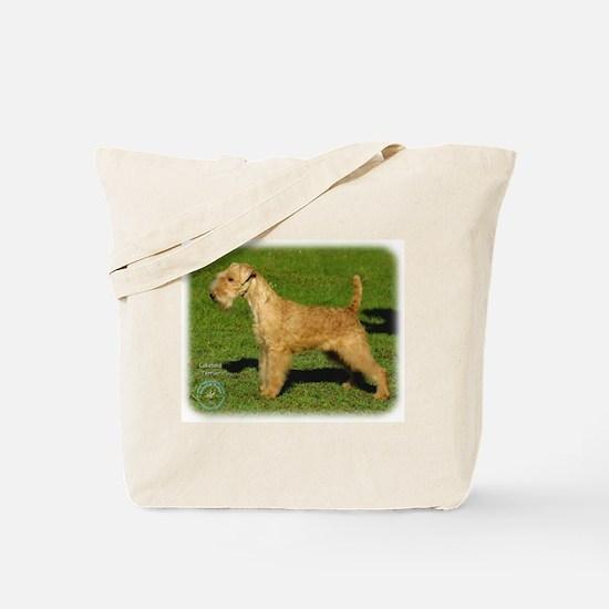 Lakeland Terrier 9P002D-026 Tote Bag