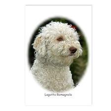 Lagotto Romagnollo 9M048D-18 Postcards (Package of