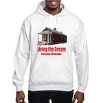Living the Dream - Clarksdale, Mississippi Hooded