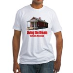Living the Dream - Clarksdale, Mississippi Fitted