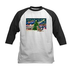 Xmas Magic & S Husky Tee