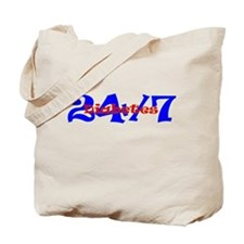 Diabetes 24/7 Tote Bag