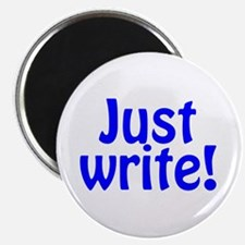 Just Write Magnet