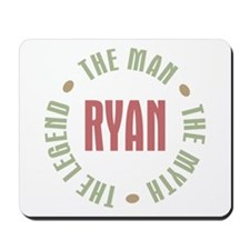 Ryan Man Myth Legend Mousepad