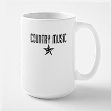 Country Music Star Mug