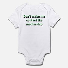 Contact Mothership Onesie