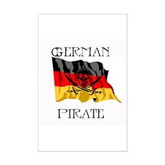 German Pirate Posters
