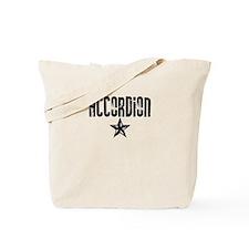 Accordion Star Tote Bag