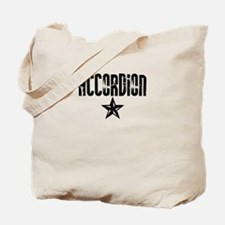 Accordion Star Tote Bag