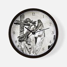 Roscommon Angel No. 1 Wall Clock