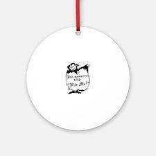 humour Ornament (Round)