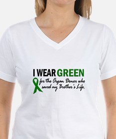 I Wear Green 2 (Brother's Life) Shirt
