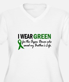 I Wear Green 2 (Brother's Life) T-Shirt