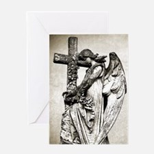Roscommon Angel No. 1 Greeting Card