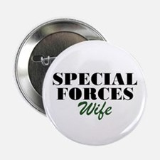 Special Forces Wife Button