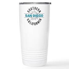 San Diego California Travel Coffee Mug