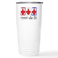 Crawdelis Travel Mug