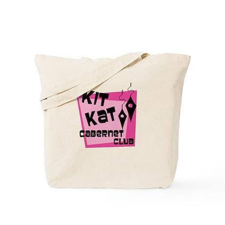Kit Kat Cabernet Club Tote Bag