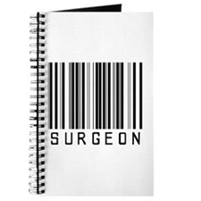 Surgeon Barcode Journal