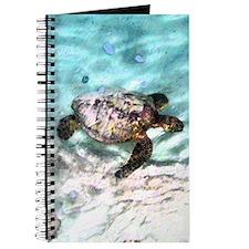 Swimming Sea Turtle Journal