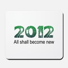 2012 Become New Mousepad