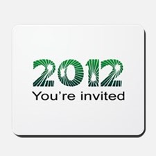 2012 Invited Mousepad