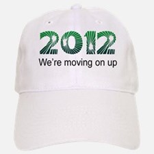 Moving On Up Baseball Baseball Cap