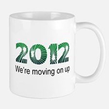 Moving On Up Mug