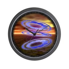 Circle of Time - Wall Clock