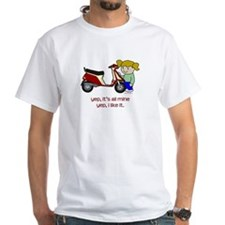 Scooter Girl Shirt
