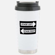 Stage Left Thermos Mug