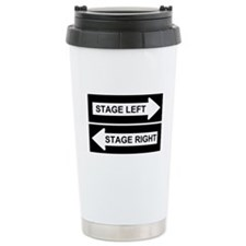 Stage Left Travel Mug