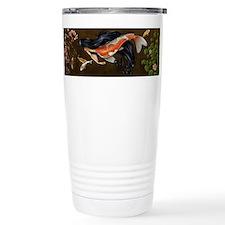 Koi Mermaid Travel Mug