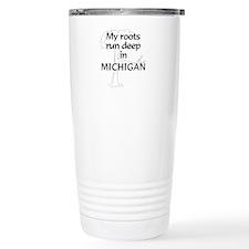 Michigan Roots Travel Mug