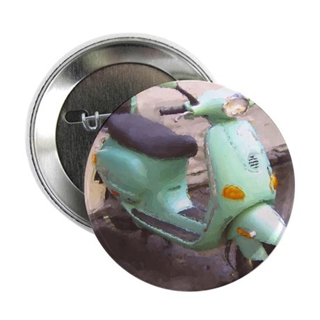"""Scooter Fun 2.25"""" Button (10 pack)"""