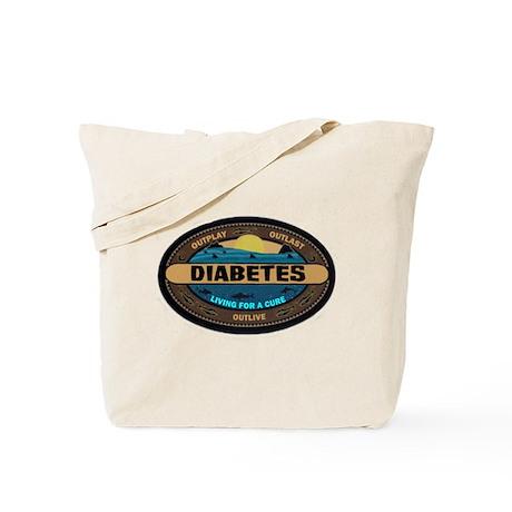 Diabetes Survivor Tote Bag