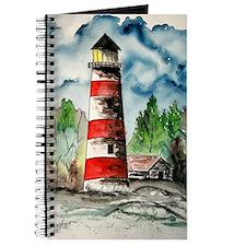 Sapelo Island Georgia red and Journal