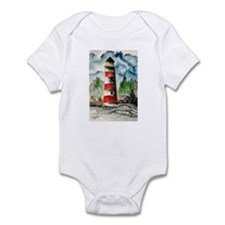 Sapelo Island Georgia red and Onesie