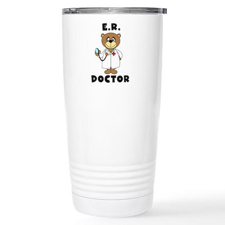 ER Doctor Stainless Steel Travel Mug