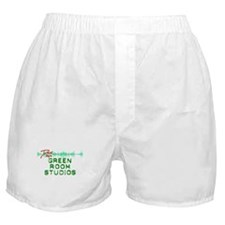 David Jay's Green Room Studio Boxer Shorts