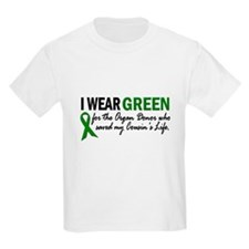 I Wear Green 2 (Cousin's Life) T-Shirt