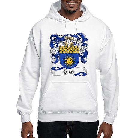 Dubois Family Crest Hooded Sweatshirt