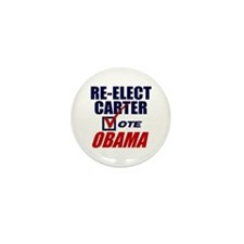 Re-elect Carter Mini Button (10 pack)