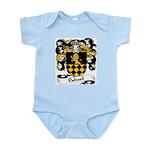 Dubreuil Family Crest Infant Creeper