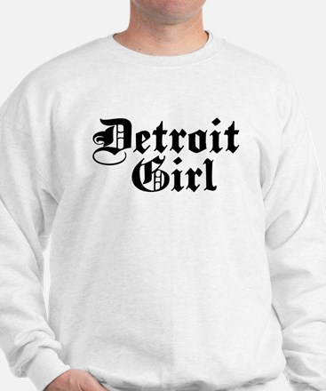 Detroit Girl Sweatshirt