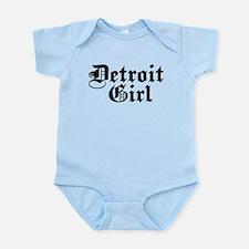 Detroit Girl Infant Bodysuit
