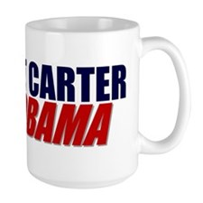 Re-elect Carter Coffee Mug