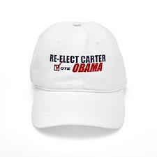 Re-elect Carter Cap