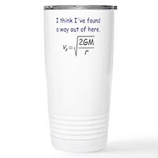 Escape Velocity Travel Coffee Mug