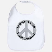 Musicians For Peace Bib
